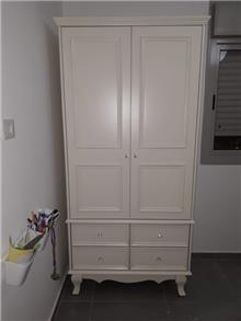 ארון 2 דלתות - דגם לואי