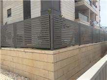 גידור בניין - עולם הגידור - תכנון ויצור גדרות