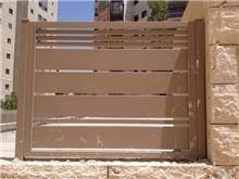 גדר למיגון - עולם הגידור - תכנון ויצור גדרות