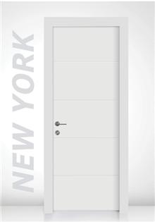 דלת פנים דגם ניו יורק - סיטי דורס - city doors