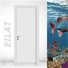 דלת פנים אילת - סיטי דורס - city doors