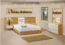 חדר שינה קומפלט עץ