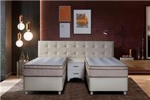 חדר שינה מודרני עם הפרדה