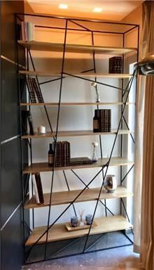 ספרייה מעוצבת - רפאל דיזיין