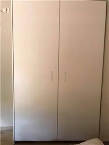 ארון הזזה 2 דלתות