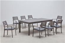שולחן מוברש פתיחת ספר 099 - לה גן