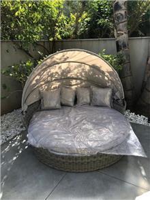 מיטת קונכיה דגם Pune - לה גן