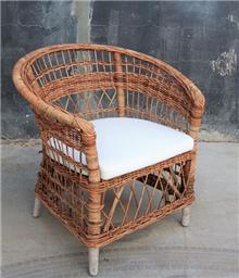 כורסא מעוצבת דגם חבלים