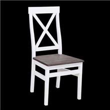 כסא דקורטיבי מעץ מלא דגם מרסיי - העץ הנדיב