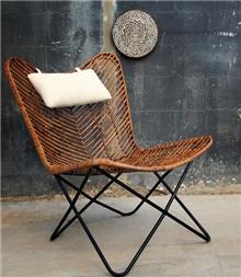 כורסא מראטן דגם ונציה - העץ הנדיב