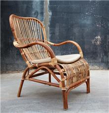 כורסא שיקית מראטן ובמבוק