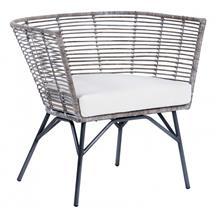 כורסא מראטן אמיתי דגם קשת - העץ הנדיב