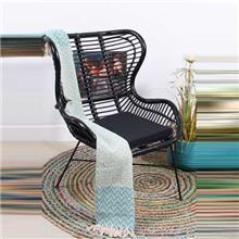 כורסא מראטן ובמבוק טבעי דגם דקלה - העץ הנדיב