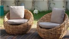 כורסא דקורטיבית מראטן דגם זולה