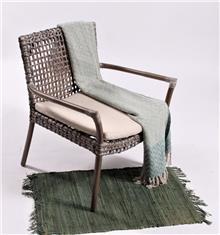כורסא מעוצבת מבמבוק וראטן