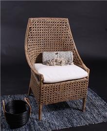 כורסא מראטן טבעי דגם ענבל