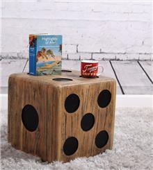 הדום כסא / שולחן מעץ - העץ הנדיב