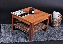 שולחן סלון מרובע דגם מראקש - העץ הנדיב