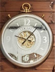 שעון קיר יוקרתי  - רהיטי אדרי
