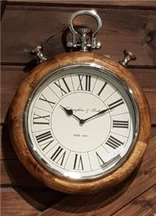 שעון קיר  - רהיטי אדרי