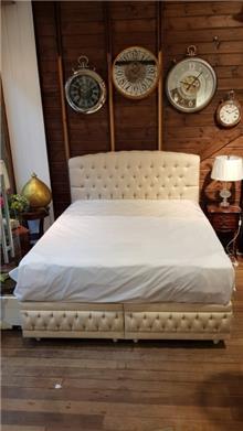 מיטה מפוארת  - רהיטי אדרי