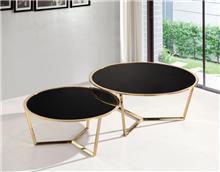 שולחן עגול מהודר