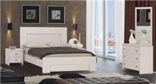חדר שינה חום