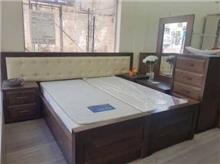 חדר שינה בן משופר