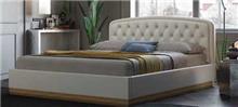 חדר שינה מרופד סנדי - רהיטי נעורים