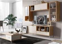 מזנון מעוצב ושולחן סלוני  - רהיטי נעורים