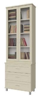 עמודון ספרים מדורג מעוצב - רהיטי נעורים