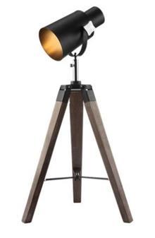 מנורת זרקור שולחן