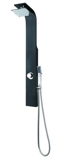 מערכת מקלחת מעוצבת