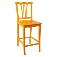 כיסא בר דגם ברצלונה - קאסיאס