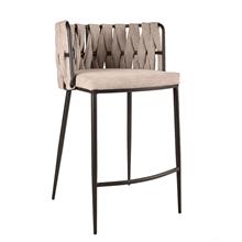 כיסא בר דגם דיוויד  - קאסיאס