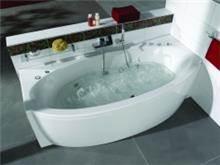 אמבטיה מאובזרת דגם אספייס בתוספת פנל חזית