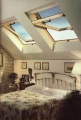 חלון גג עם בידוד כפול