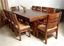 שולחן וכסאות עץ מייפל