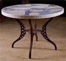 רגלי אלומיניום ''קאי'' לשולחן עגול