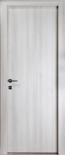 דלת פורמייקה לבנה