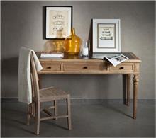שולחן כתיבה מעץ מלא