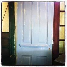 דלת וינטג'