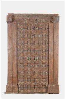 דלת לבית עתיקה