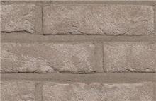 קיר בריקים אפור