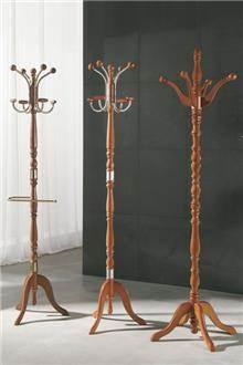 קולבי בגדים מעץ מלא - DUPEN (דופן)