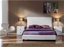 מיטה דמויית עור - DUPEN (דופן)