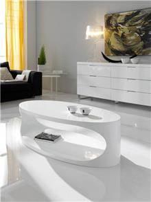 שולחן מעוצב לסלון - DUPEN (דופן)
