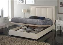 מיטה עם ארגז מצעים לאחסון - DUPEN (דופן)