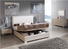 מיטה נפתחת עם ארגז מצעים - DUPEN (דופן)
