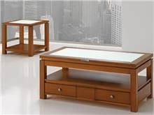שולחן מלבני לסלון - DUPEN (דופן)